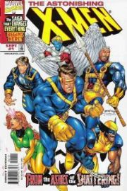 Astonishing X-Men (1999 Series)